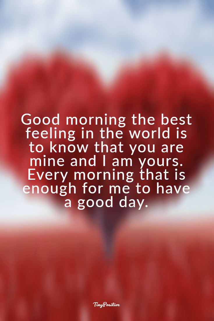9 Really Cute Good Morning Quotes for Her & Morning Love Messages