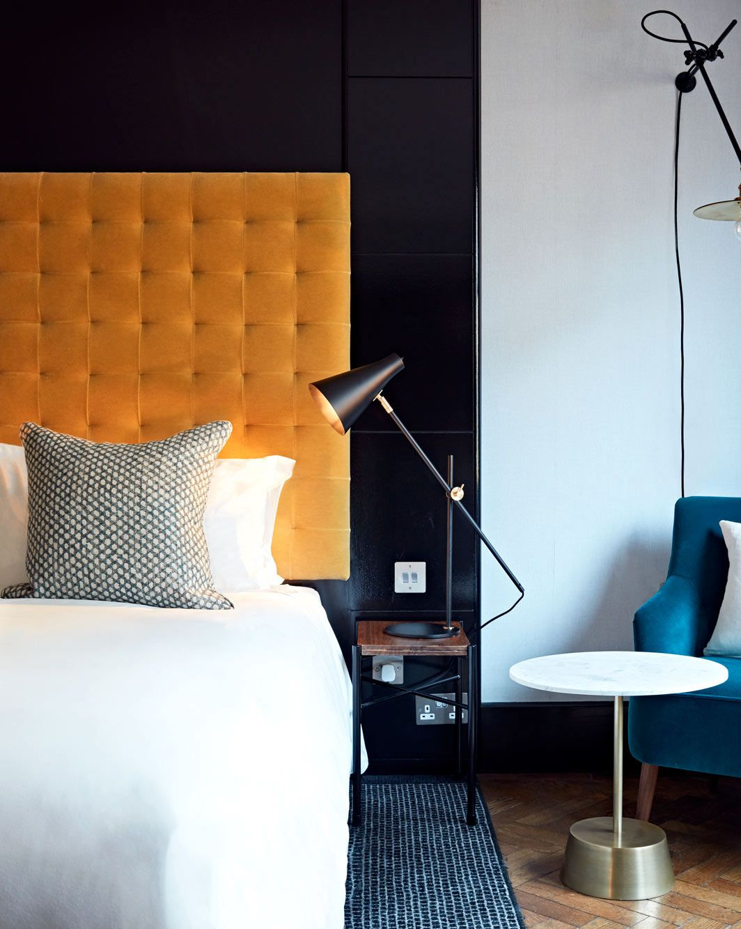 Shoreditch Design Rooms: Our Roomy Room Over At The Hoxton, Shoreditch