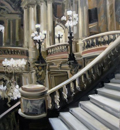 Christoff Debusschere artiste-peintre français