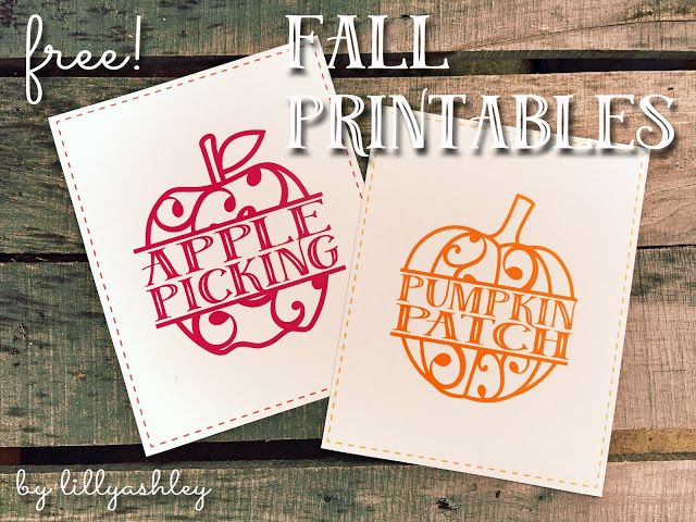 free fall printables apple picking pumpkin patch fall decor fall mantle