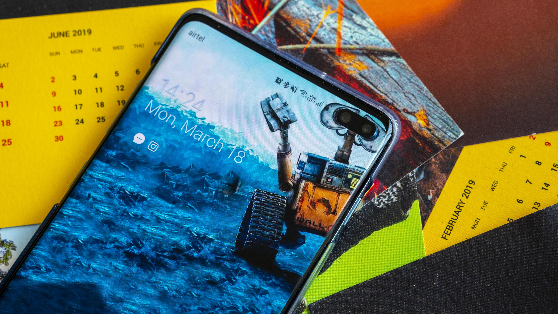 5 Best Galaxy S10 And S10 Plus Wallpaper Apps That You Should Get Wallpaper App Wallpaper Samsung Galaxy Wallpaper