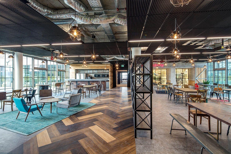 A Tour Of Ca Technologies Super Sleek Prague Office Modern
