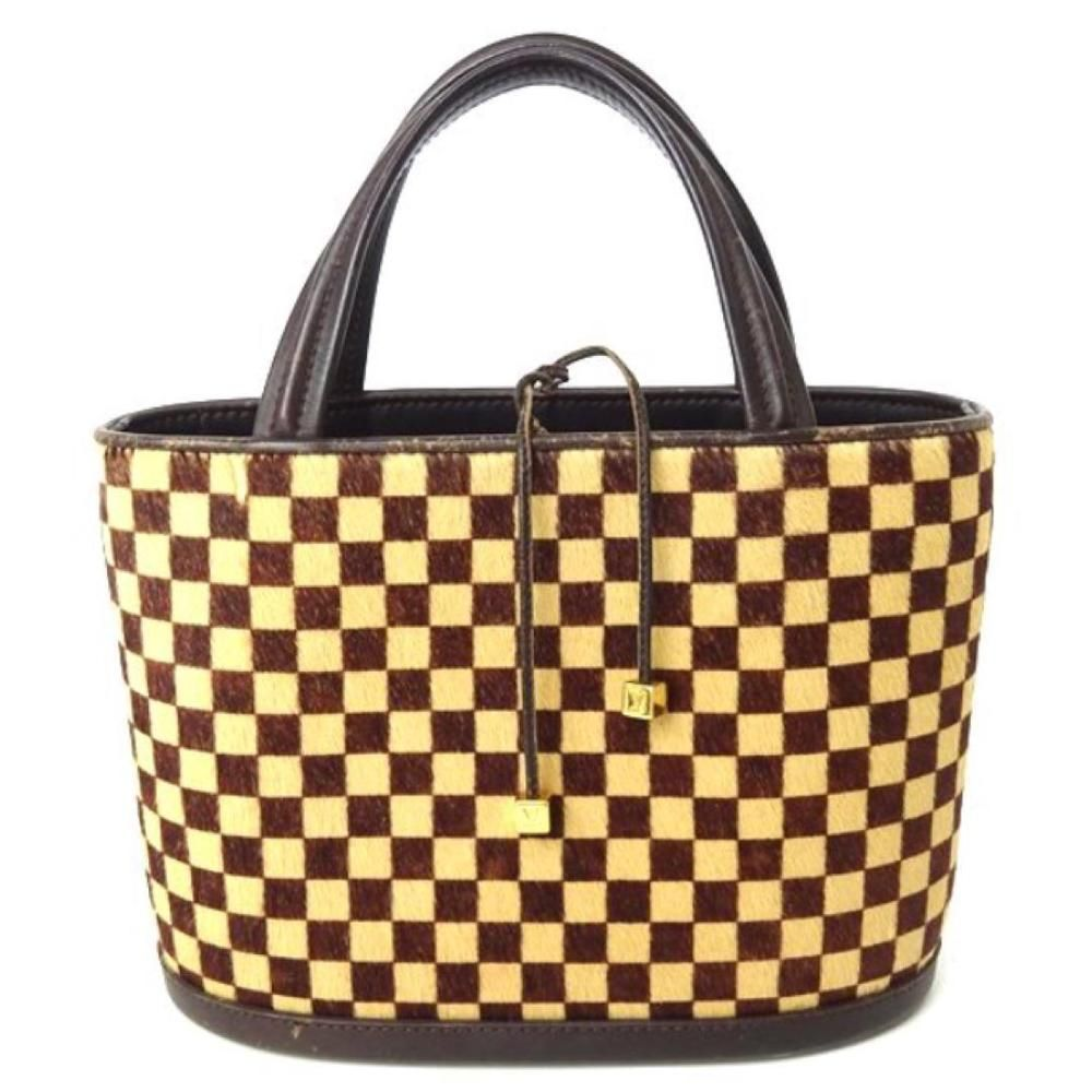 Louis Vuitton Handbags Hand Held Bag Damier Ladies From Japan 10314 Fashion Clothing Sh Louis Vuitton Damier Louis Vuitton Handbags
