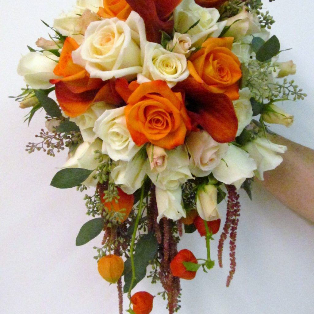 Fall Flowers For Wedding Bouquets As Wedding Bouquet Preservation