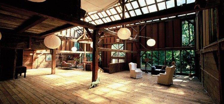 Barnspace @ Race Brook Lodge in the Berkshires