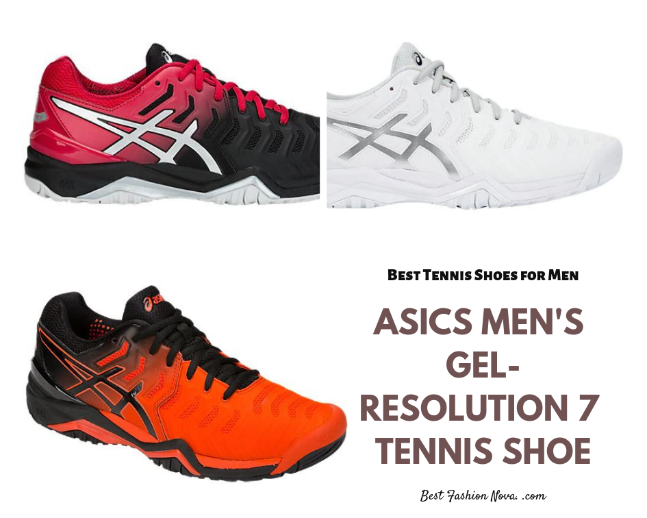 Asics Men S Gel Resolution 7 Tennis Shoes Shoes Mens Mens Tennis Shoes Asics Tennis Shoes