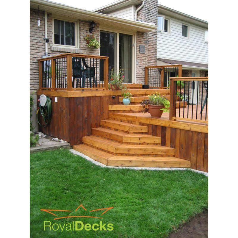 Patio And Deck Builders Dayton: ROYAL Decks Co. €� Deck Builder