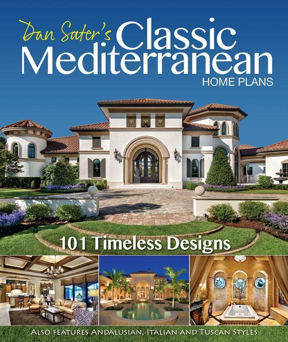 Classic Mediterranean Home Plans Mediterrane Hausplane Mediterrane Architektur Mediterrane Hauser