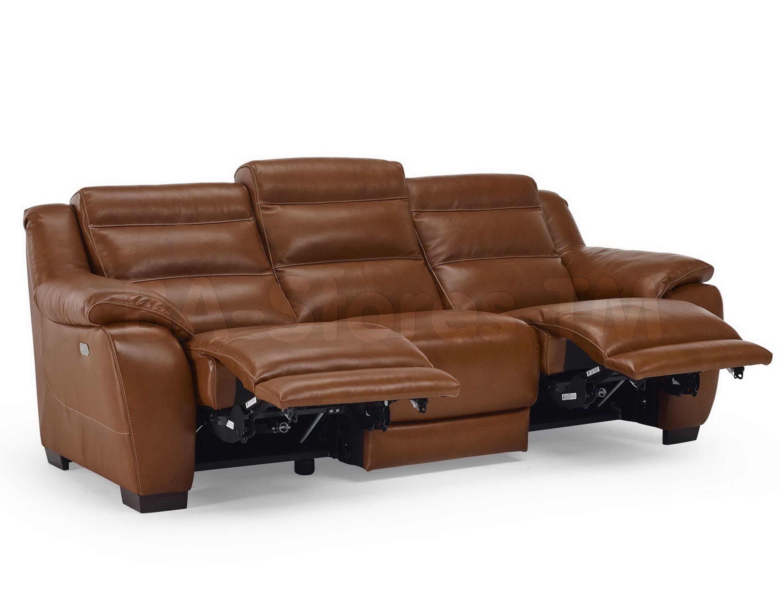 Gaetano B865 100 Top Grain Leather Sofas And Sectionals