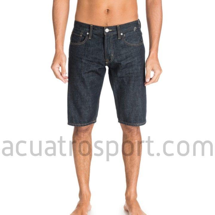Bermuda Vaquera Quiksilver Hombre | Pantalones cortos