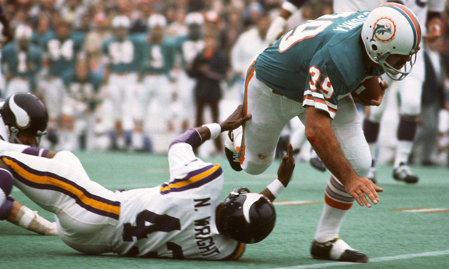 1973 Minnesota Vikings (Super Bowl VIII Miami 24