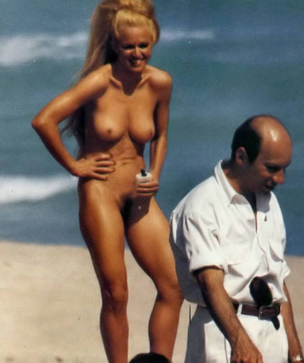 Madonna nude on beach pic 850