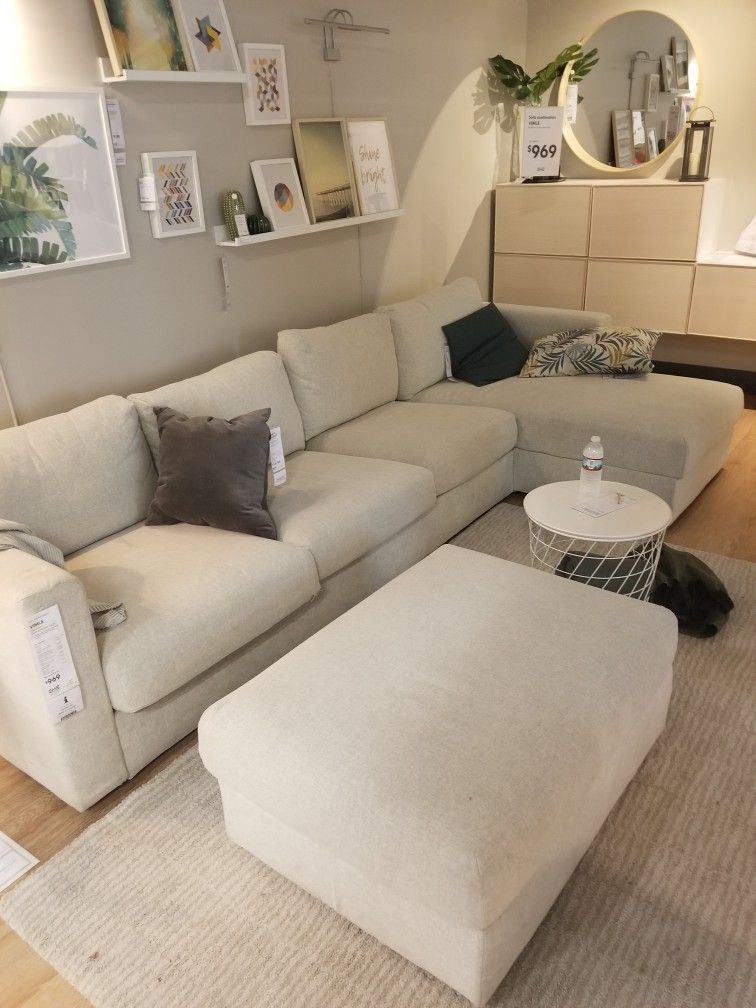 Ikea Vimle Living Room Decor Modern Living Room Grey Gray Living Room Design