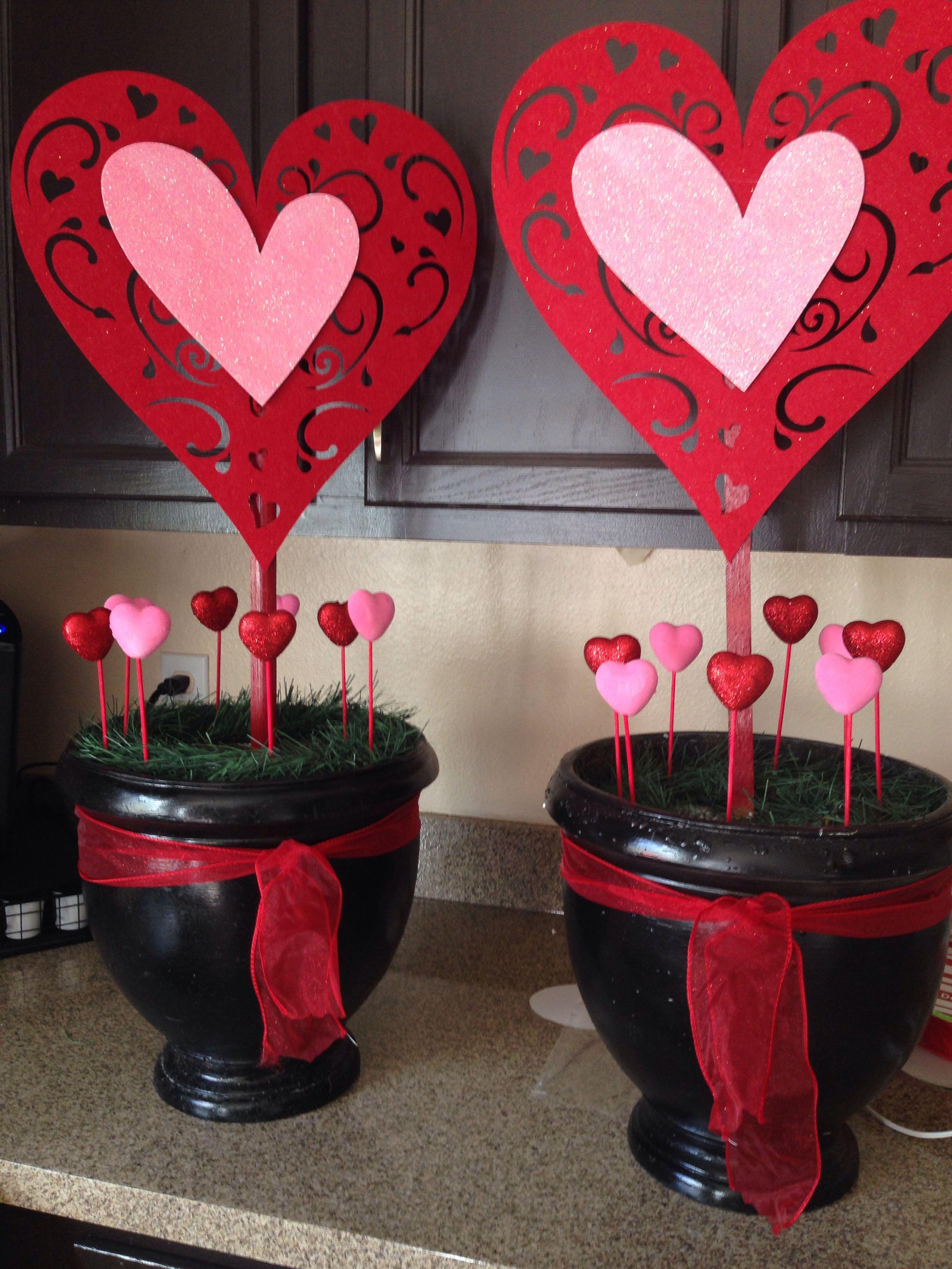 Dollar Store Diy Valentines Decor Pinterest Valentines Dollar