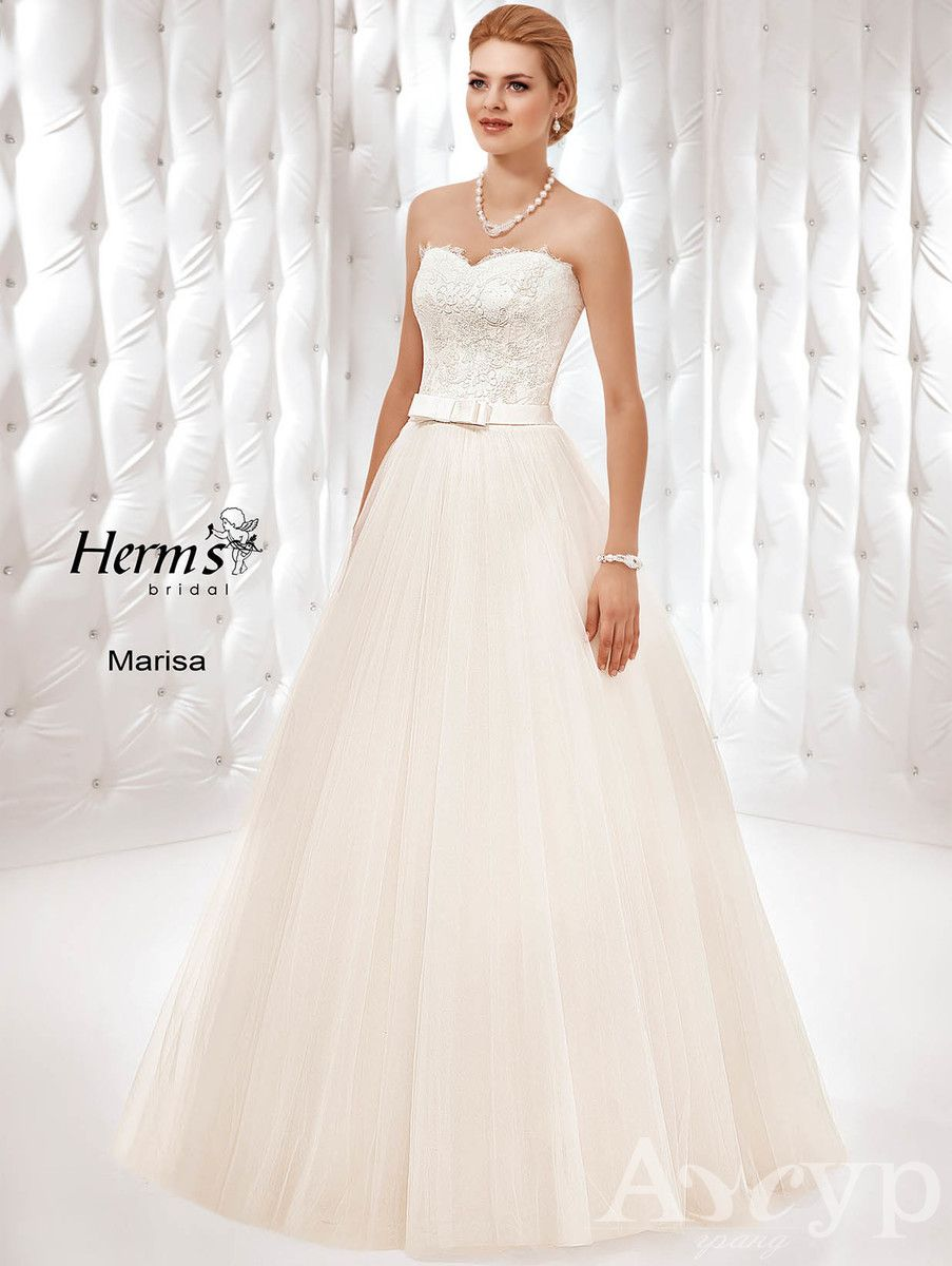 Herm\'s Bridal Marisa | bridal dress | Pinterest | Bridal dresses