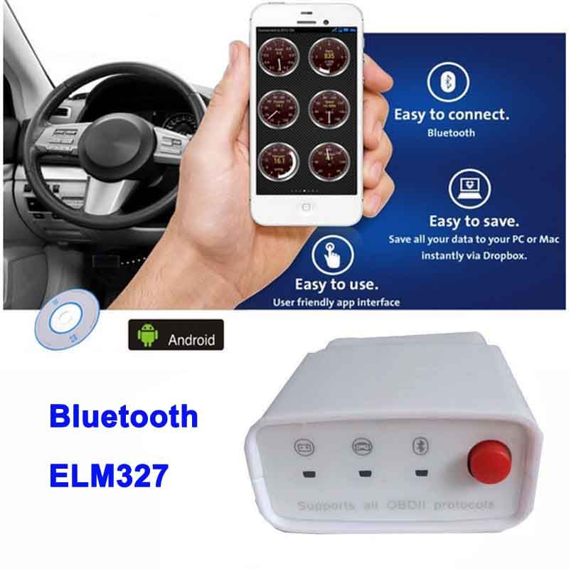 V1 5 Hadware) Better Than ELM327 Bluetooth Red Switch Auto
