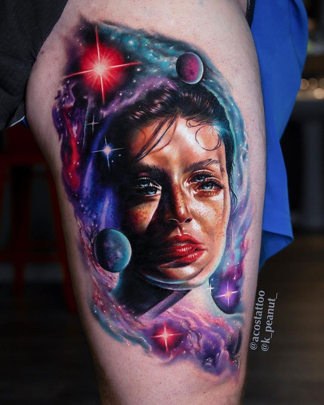 watercolor tattoo artist austin tx