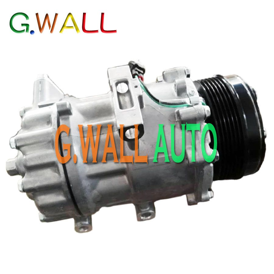 Sdv auto ac compressor for car ford mondeo galaxy