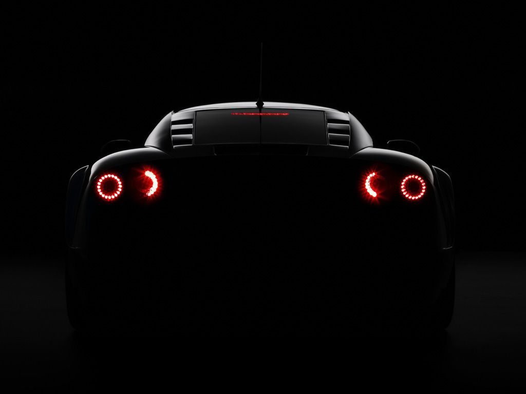 Noble M600 Gaze Car Silhouette Car Super Cars