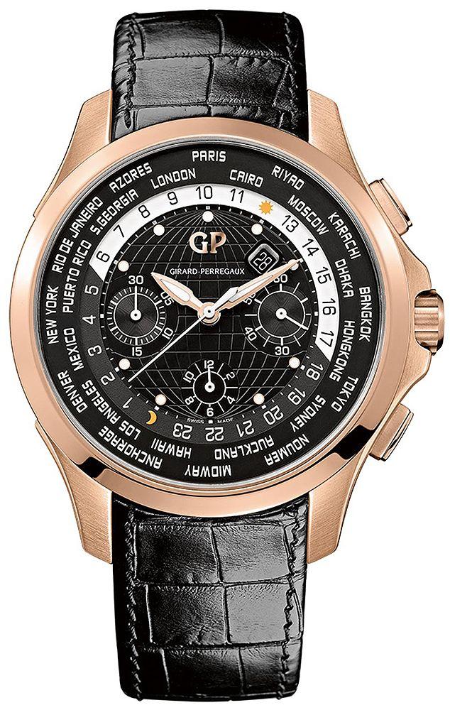 Girard Perregaux Traveller WW.TC 49700-52-632-bb6b