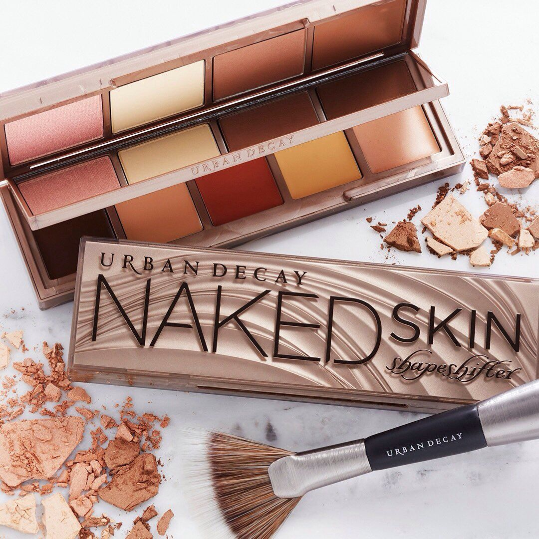 Urban Decay Naked Skin Shapeshifter Complexion Palette