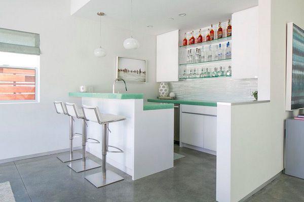 Minimalist Home Bar Design Inspiration Home Bars Bars For Home