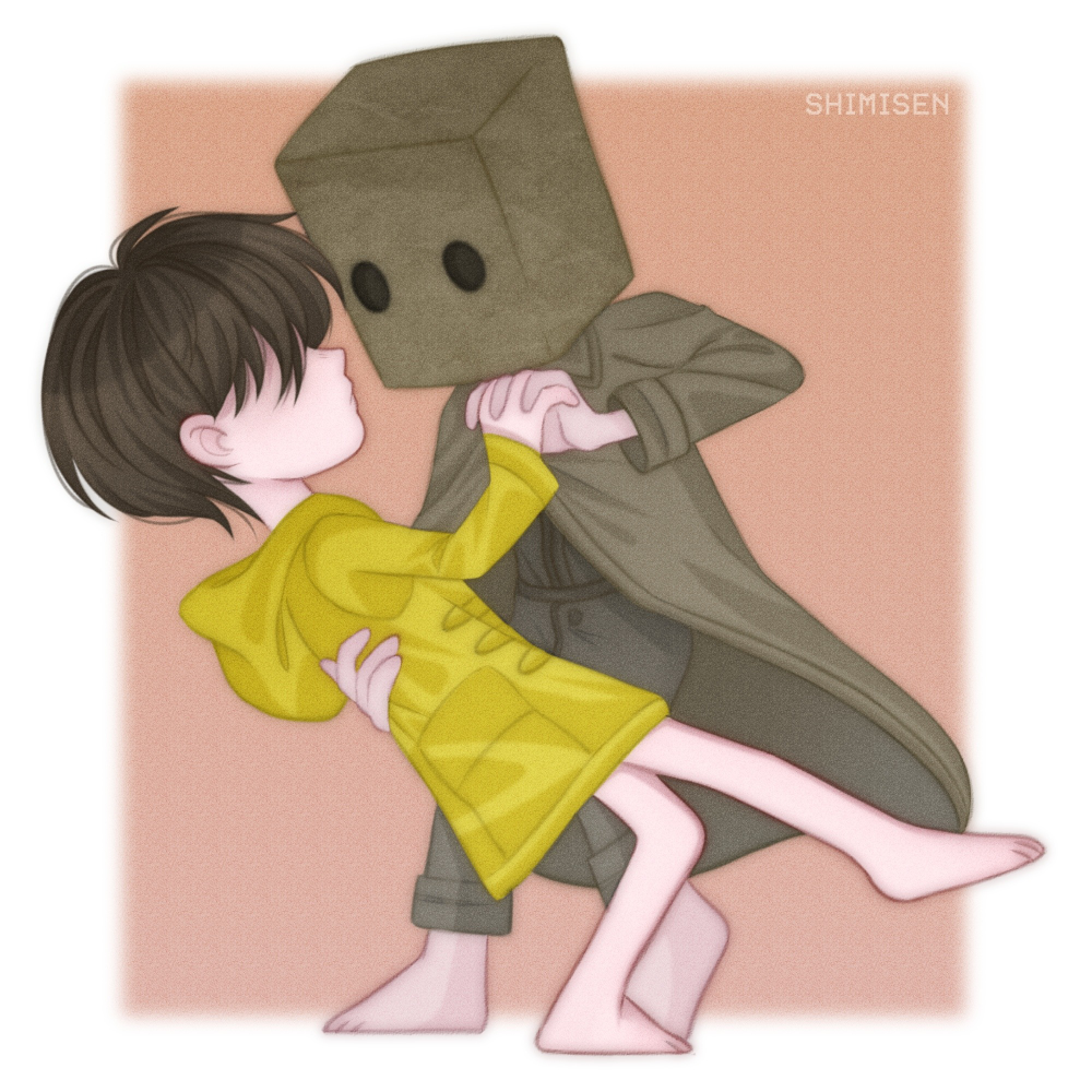 #little nightmares 2 on Tumblr