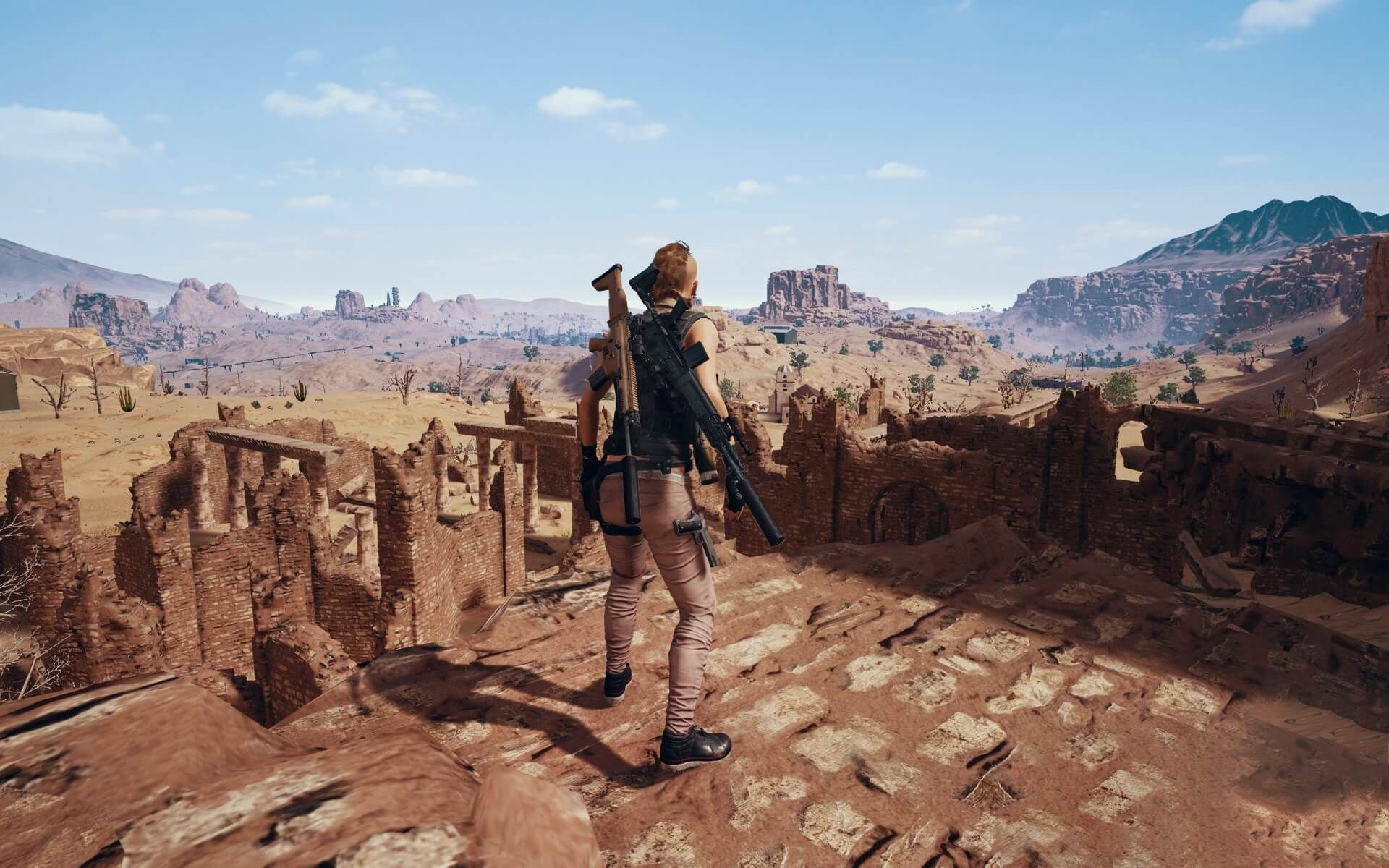Player Unknown S Battlegrounds Pubg 4k Bike Girl Pubg: Wallpaper Image Result For Pubg Girl Wallpapers Hd Wallpaper4k