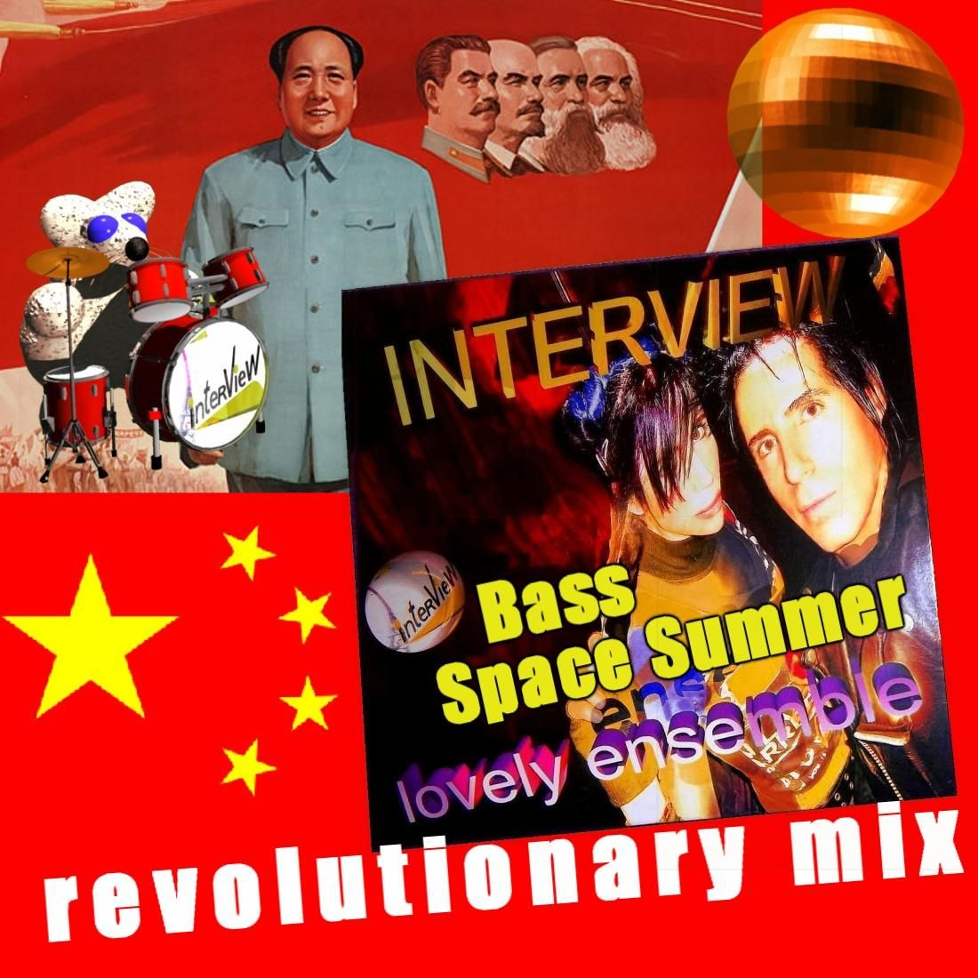 Have you heard 'Bass Space Summer #NuDisco #Revolutionary #mix' by INTERVIEW on #SoundCloud? #Pop ♫ #Funk https://soundcloud.com/interview/bass-space-summer-nudisco-revolutionary-mix-1