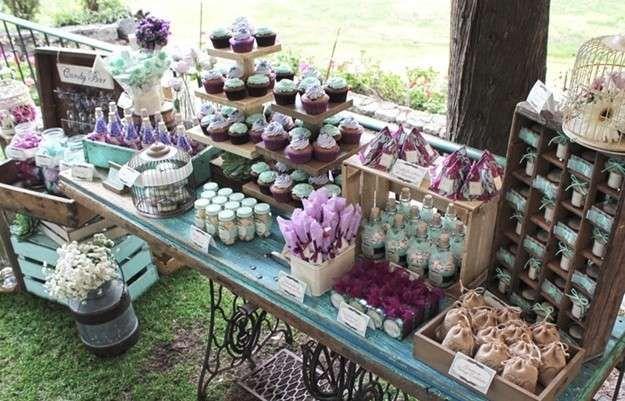 decoracin de mesas de boda vintage fotos de los mejores diseos mesa de dulces