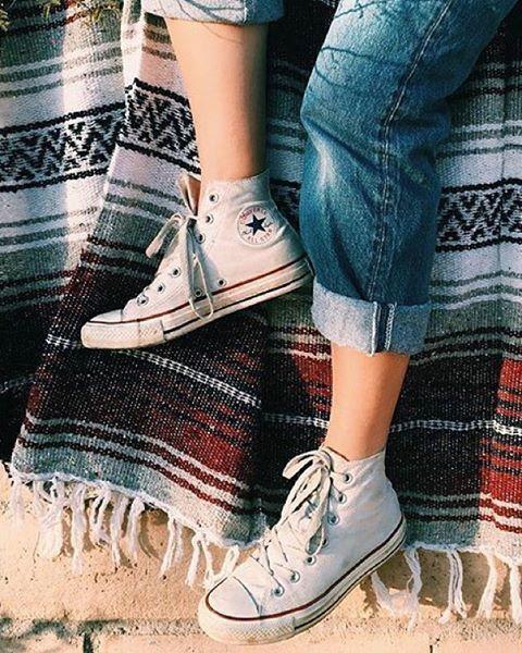 converse shoes pinterest