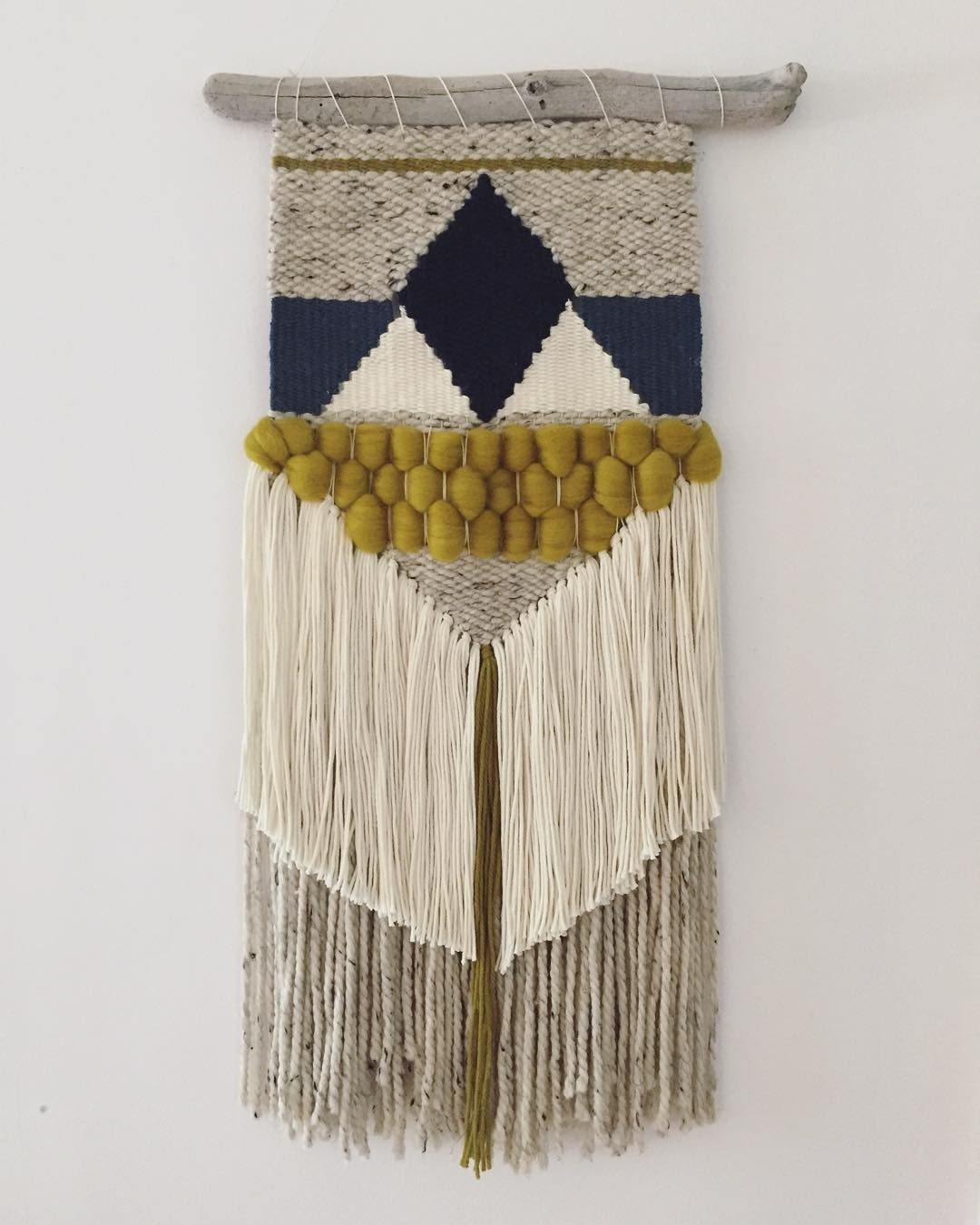 Pin By Michelle Reichelt On Weaving Weaving Wall Hanging