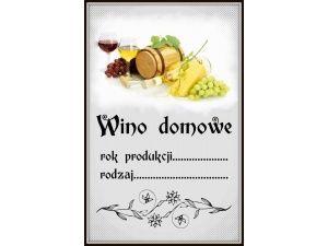 Naklejki Etykiety Na Wino Butelki Duzo Wzorow 4752722803 Oficjalne Archiwum Allegro Decoupage