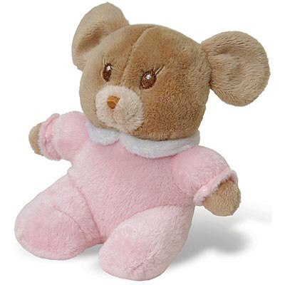 Details About Nighty Plush Squeaky Mouse Dog Puppy Toy With
