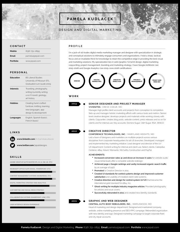 A beautifully simple tool to create moodboards Niice design - digital project manager resume
