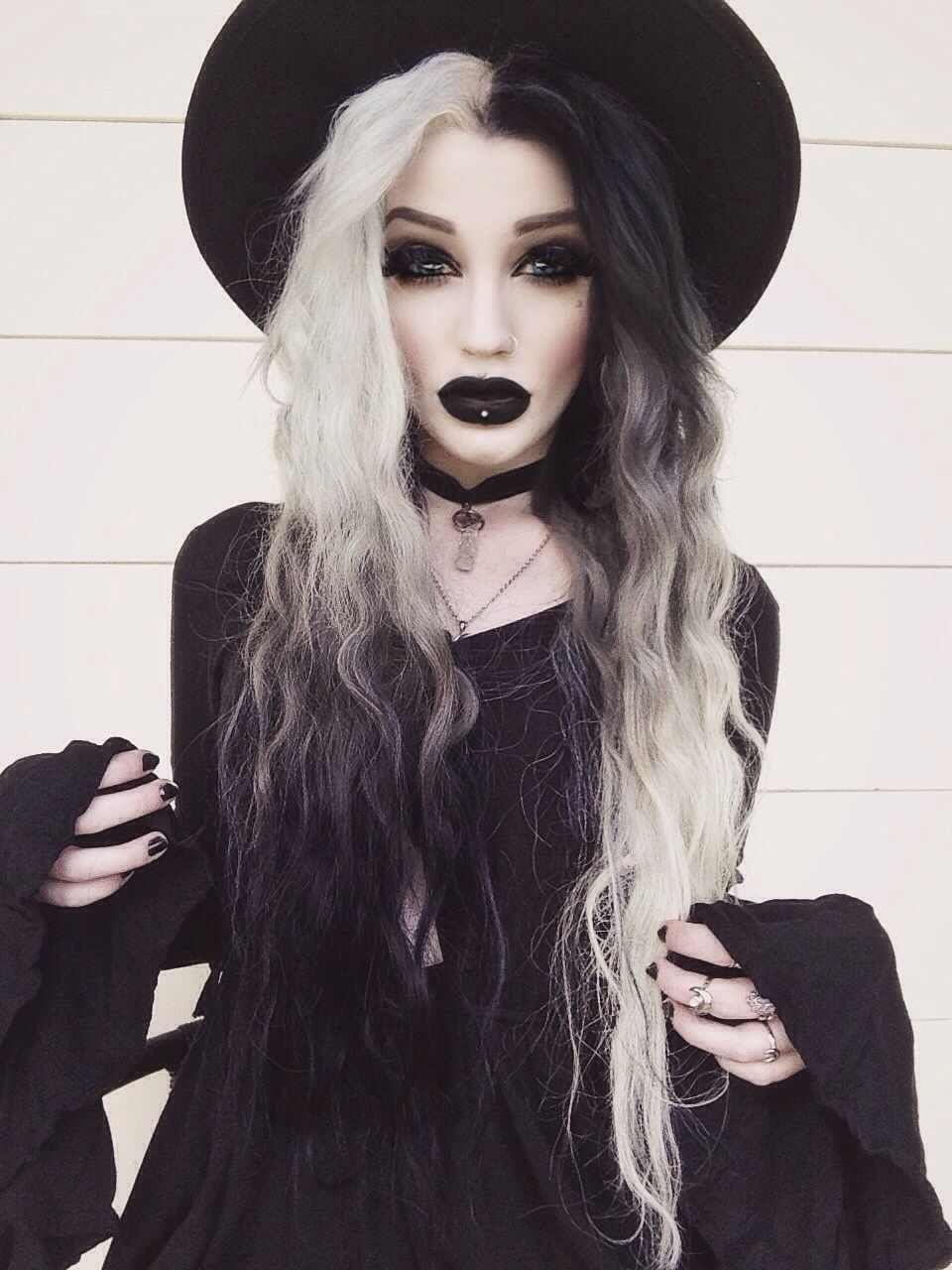 Witch Hairstyles Victoriashauntingherhair Lovely Hairstyles And Colors