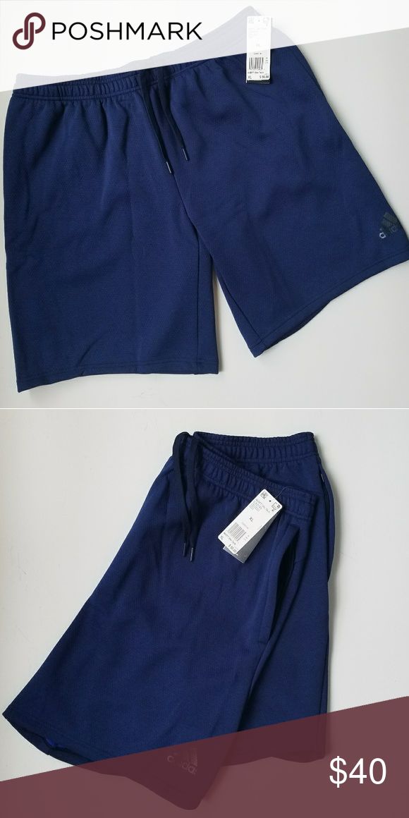adidas shorts zip pockets