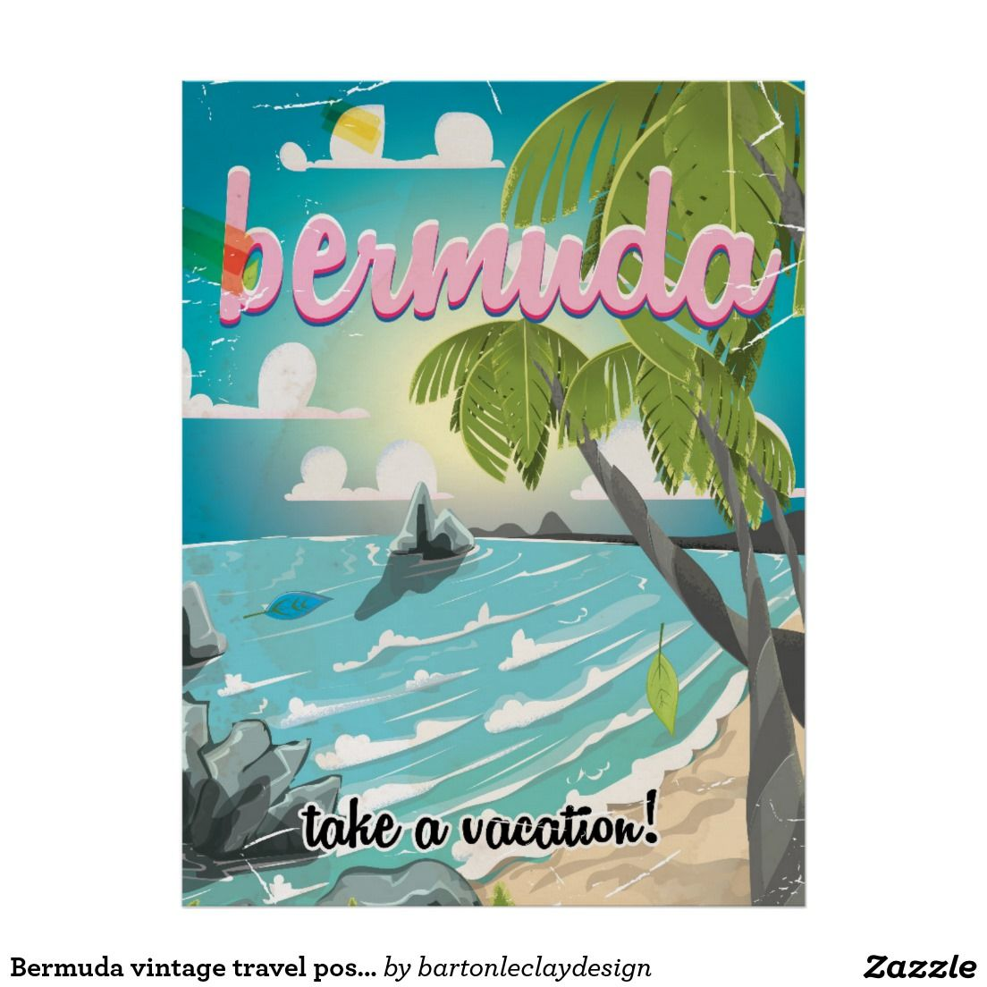 Bermuda Vintage Posters