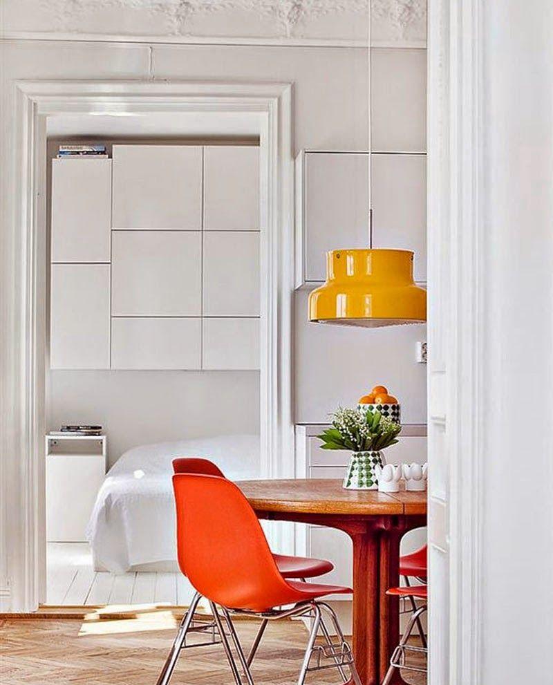 Clásicos del diseño industrial: Claves para decorar con la lámpara Bumling