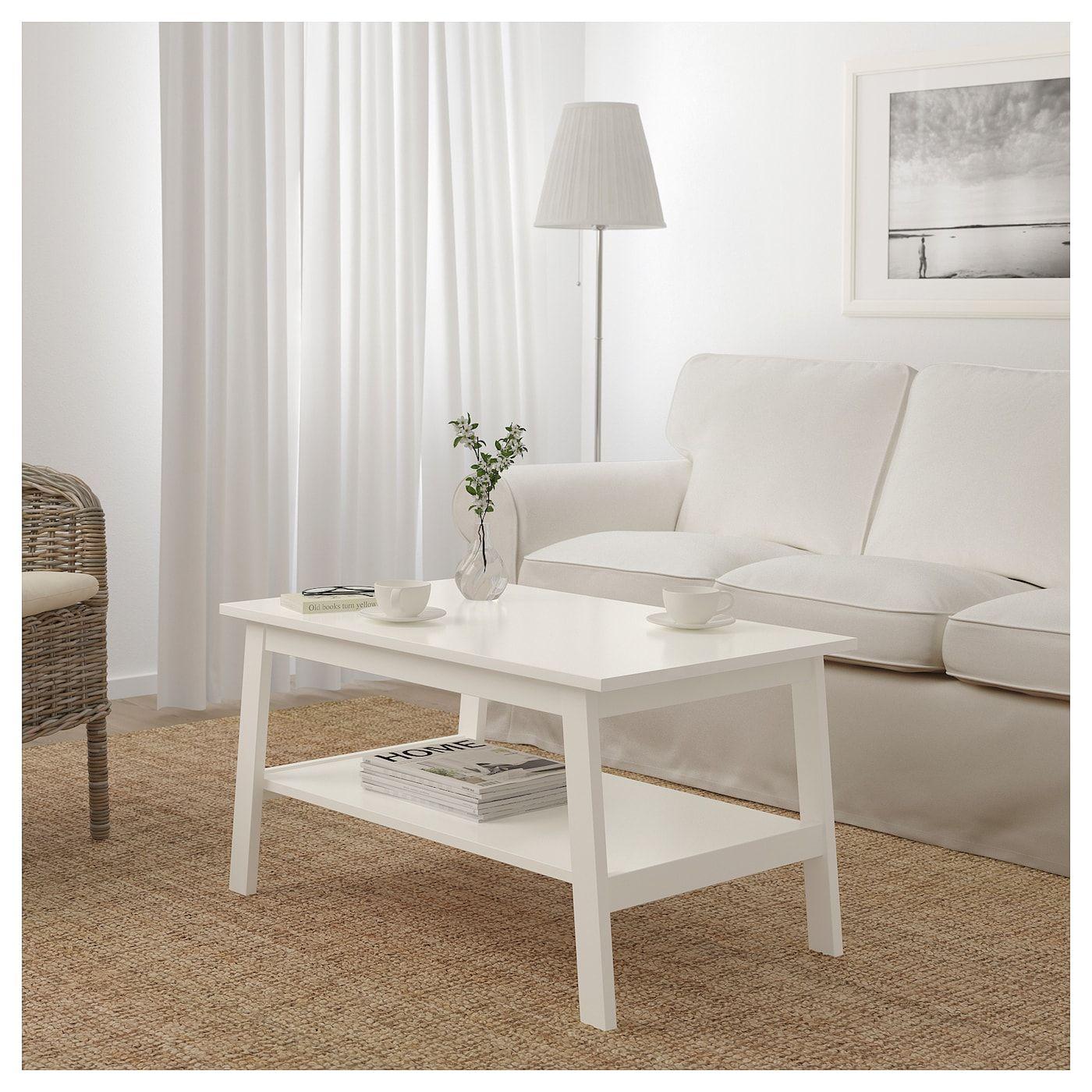 Lunnarp Stolik Bialy 90x55 Cm Kupuj Online Lub W Sklepie Ikea Quality Living Room Furniture Coffee Table Coffee Table White [ 1400 x 1400 Pixel ]