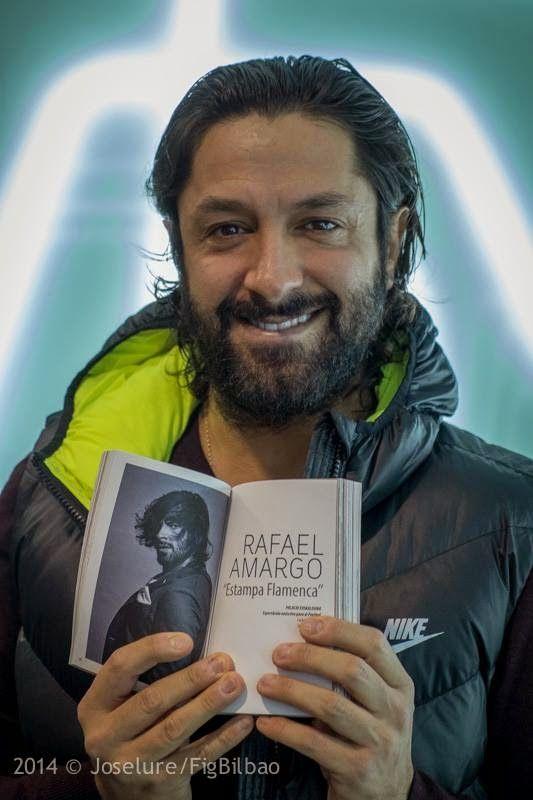 """""""La Reina De La Luna +: Rafael Amargo in Bilbao""""."""