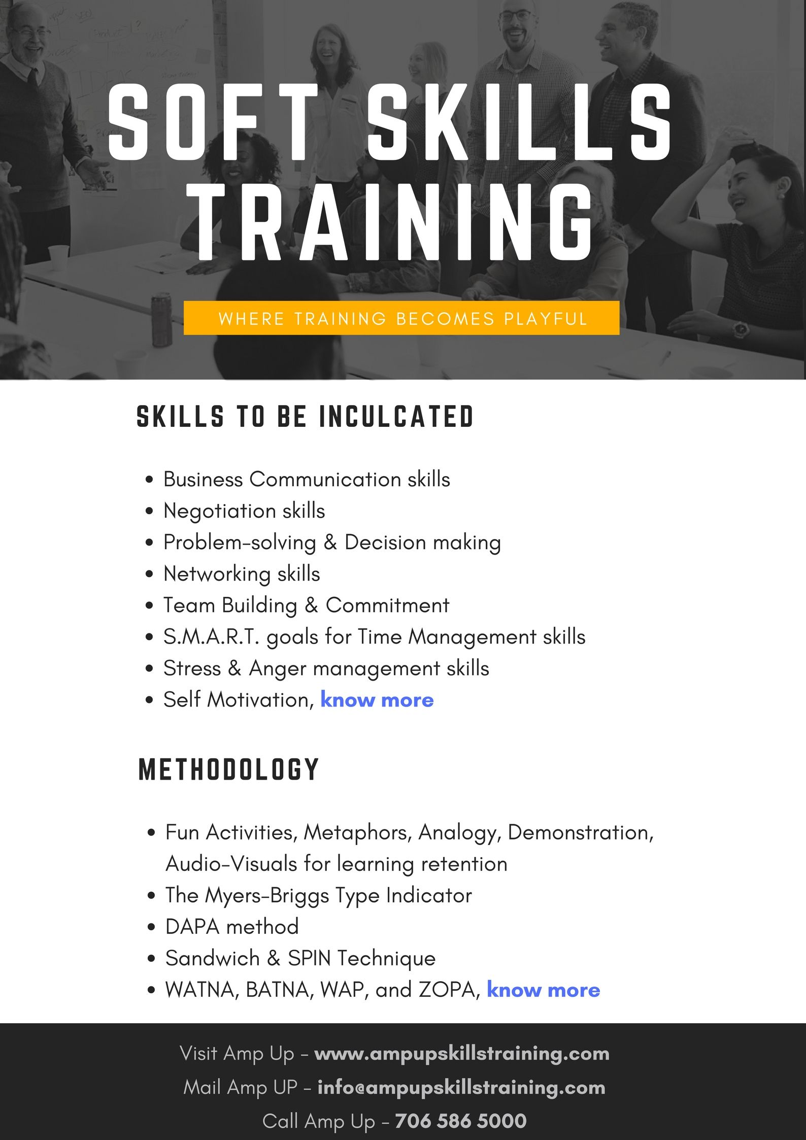 Pin By Amp Up On Soft Skills Training