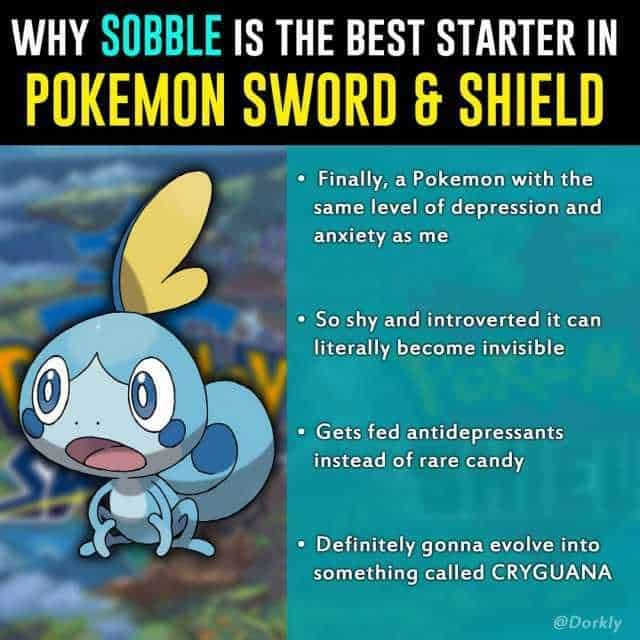 Viral 15 Pokemon Sword And Shield Memes Don T Miss Funny Pics