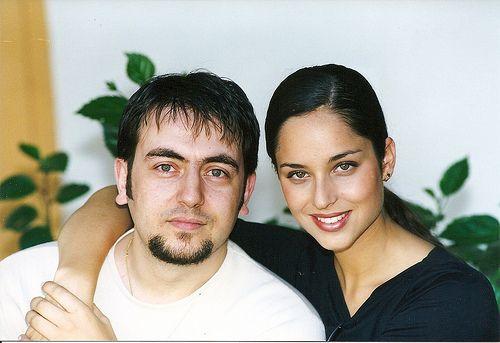 Lorena Van Heeder y Gregorio Porras