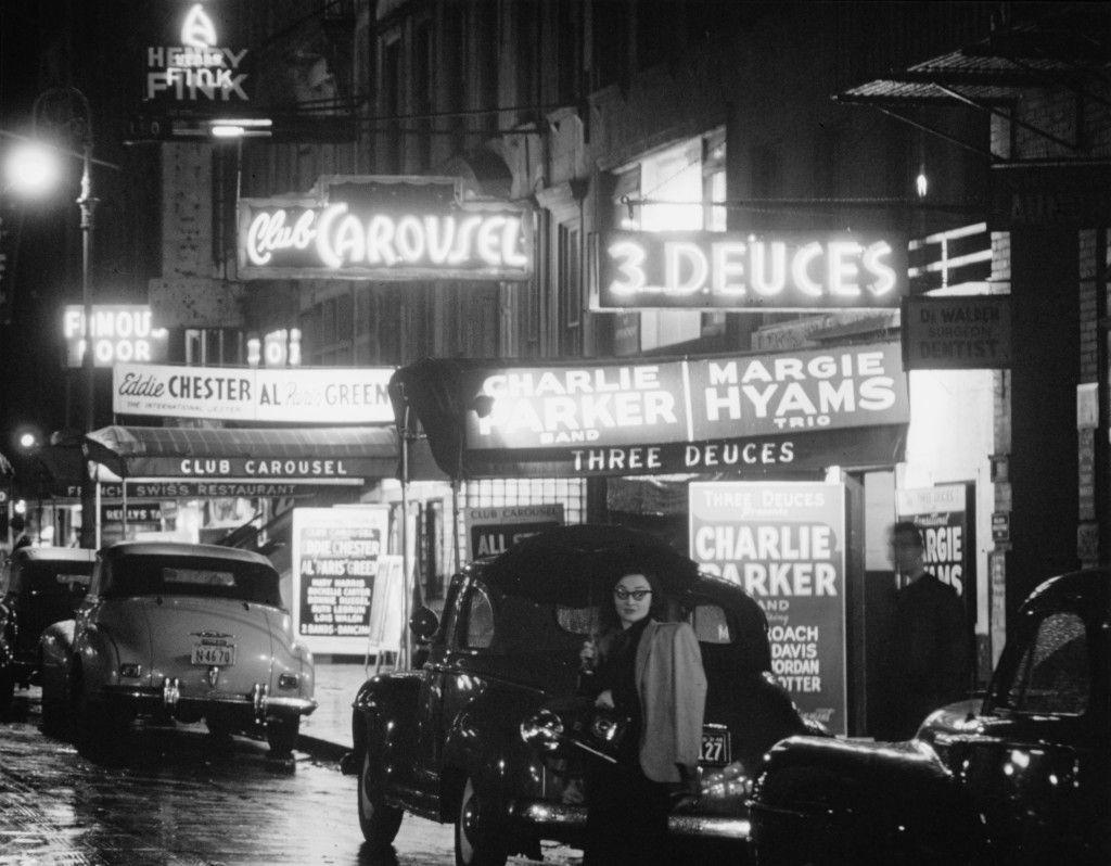 Calle 52, Nueva York, Jazz