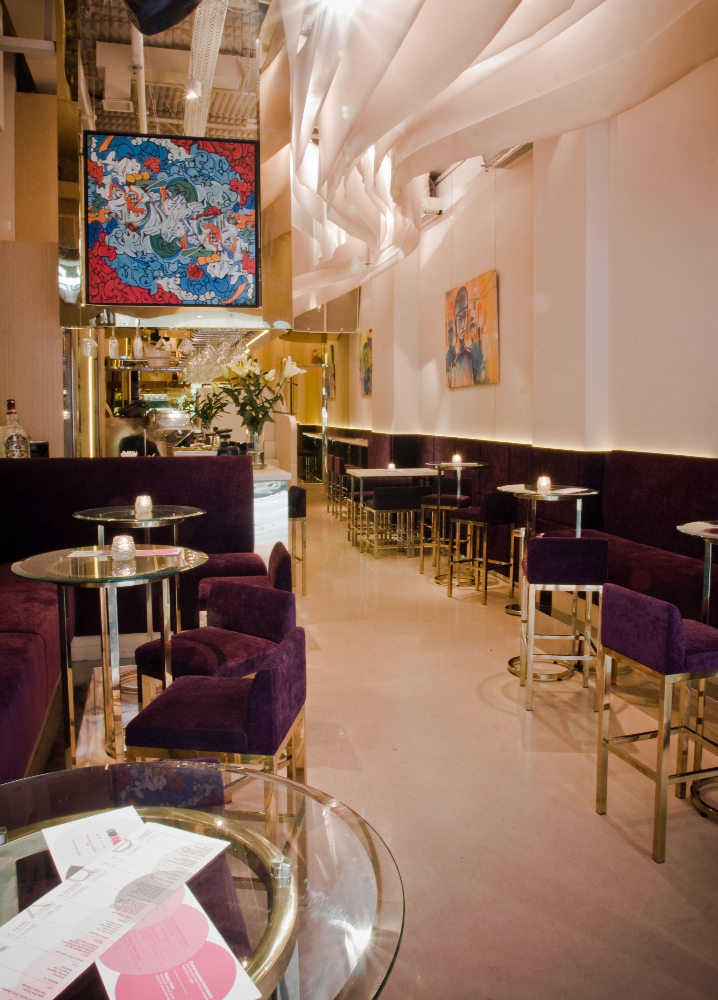 envie on wyndham street hong kong by liquid interiors restaurant rh pinterest com