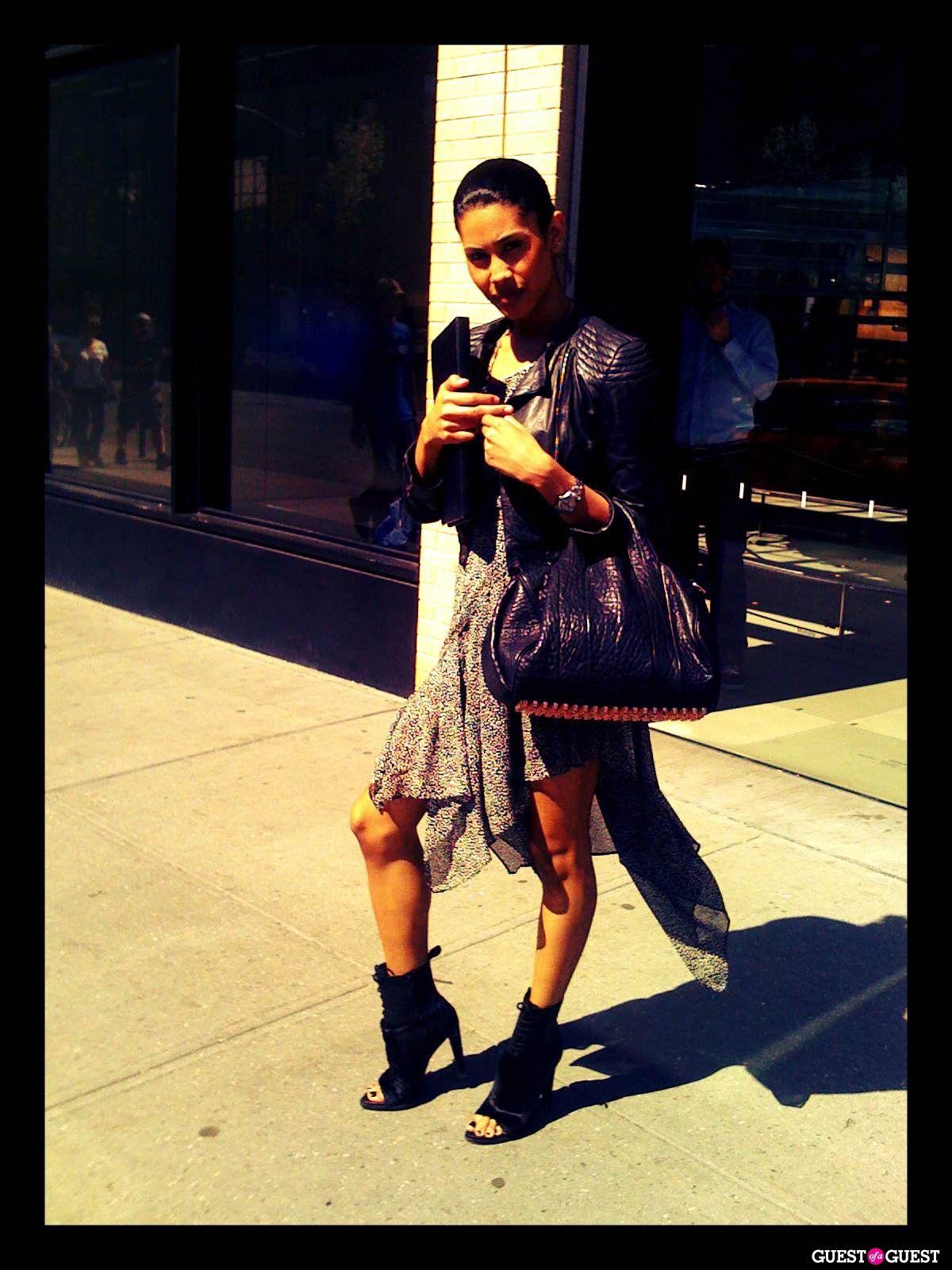 Leyna -- -- Best of 2012: Street Style