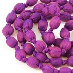 Short Silk Empowerment Necklace #FairTuesdayGifts So beautiful! Santa, I have been good this year!