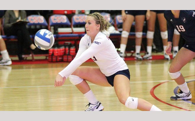 Columbus State Volleyball Downs Johnson C Smith In Landmark Return Columbus State Volleyball Conference