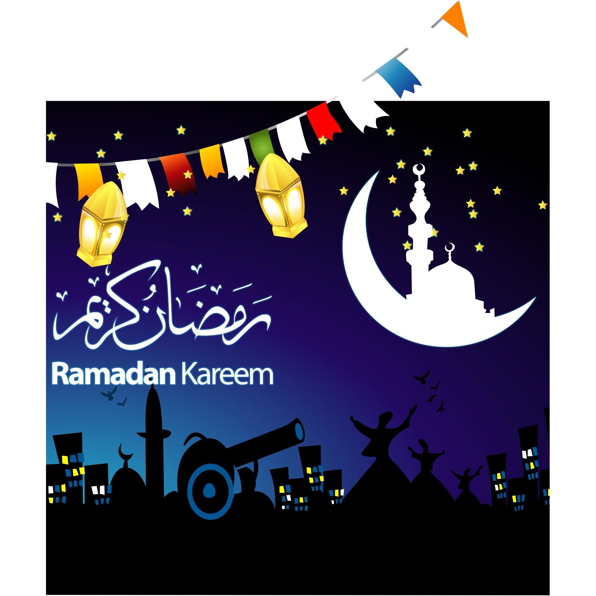 Vector Arabic Script Ramadan Greeting Beautiful Card Ramadan Greetings Ramadan Kareem Vector Ramadan